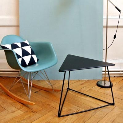 Table d 39 appoint triangulaire for Table triangulaire design